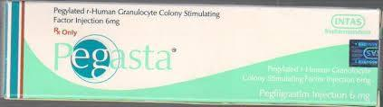 Pegasta - Pegfilgrastim Injection 6 mg PFS