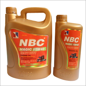 Commercial Vehicle Oil