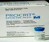 Procrit - Epoetin  Injection 5000 IU