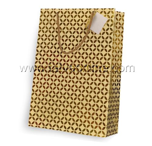 Golden Paper Bag