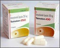 Temolon - Temozolamide Capsule 20, 100 & 250 mg