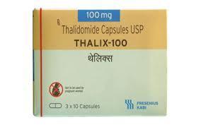 Thalix - Thalidomide Tablet 50 mg, 100 mg & 200 mg