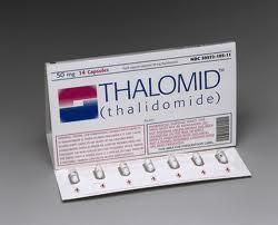 Thalomid - Thalidomide Tablet 50 mg, 100 mg & 200 mg