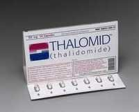 Thalomid - Thalidomide Tablet 50 mg, 100 mg & 200 mg