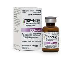 Treanda - Bendamustine Injection 100 mg