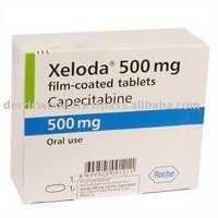 Xeloda - Capecitabine Tab 500 mg