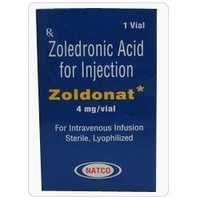 Zoldonat - Zoledronic Injection 4 mg