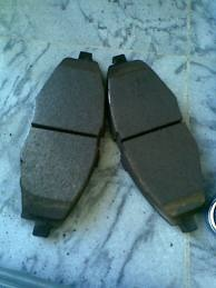 Four Wheeler Disc Brake Pad