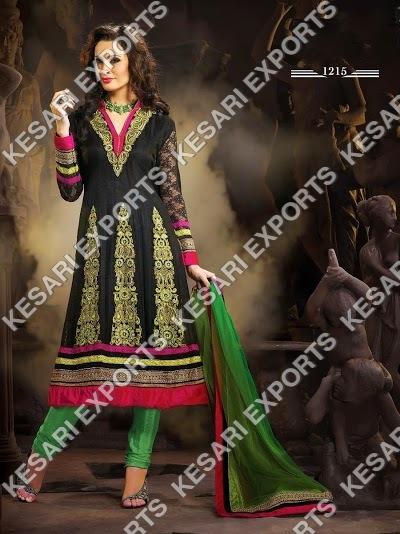 Latest designer Anarkali Salwar Kameez