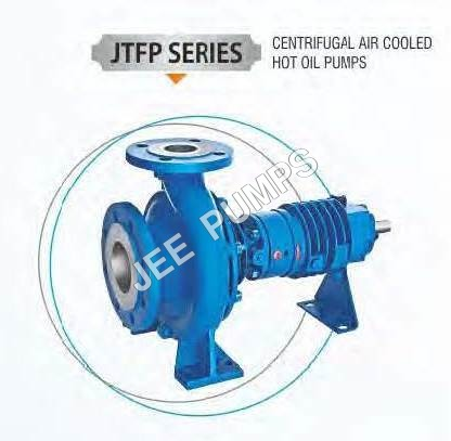 Air Cooled Hot Oil Pump