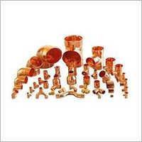 Copper Pipes & Fittings
