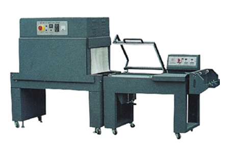 Shrink Sealing Machine Tunnel Type With L-Sealer