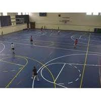 Indoor Sports Wooden Flooring