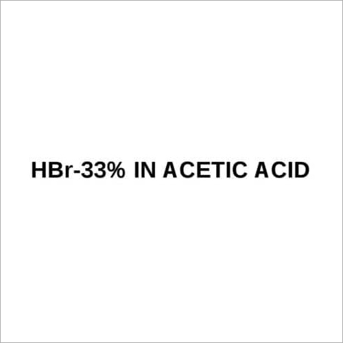 Hydrobromic Acid Solution