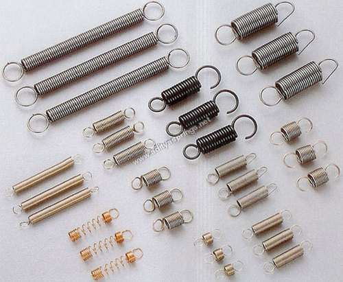 Wire Extension Springs