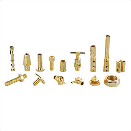 Special Brass Turned Components