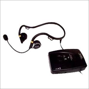 Bone Conduction Headset Amplifier