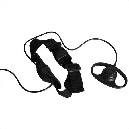 Lightweight Throat Microphone