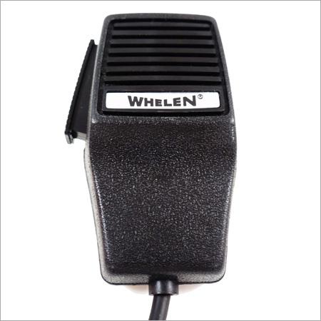Lightweight CB Microphone