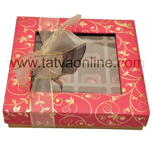 Chocolate Boxes With Tray