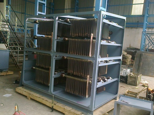 Stainless Steel Grid Type NGR