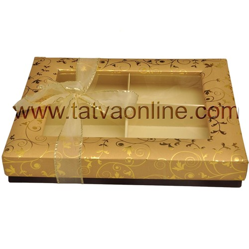 Decorative Chocolate Boxes