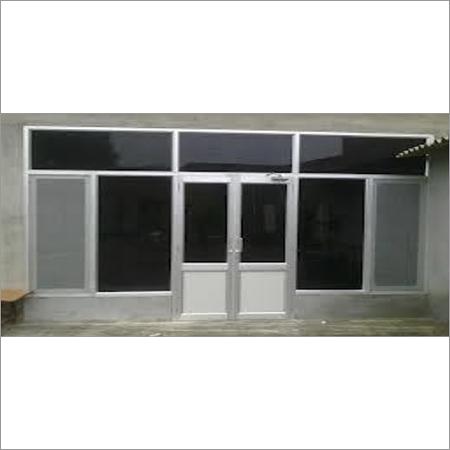 Aluminium Glazed Partitions
