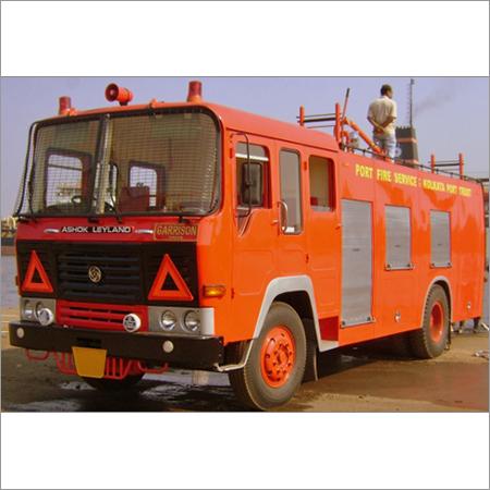 Foam Fire Truck