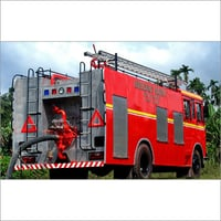 Multipurpose Fire Truck