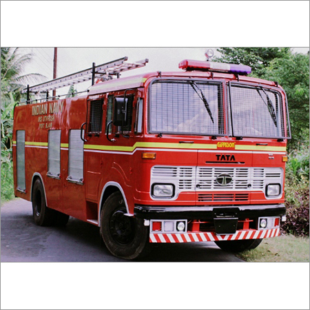 Domestic Fire Tender