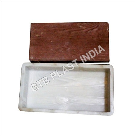 Wooden Shape Brick Moulds