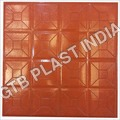 16 Box Tiles Mould
