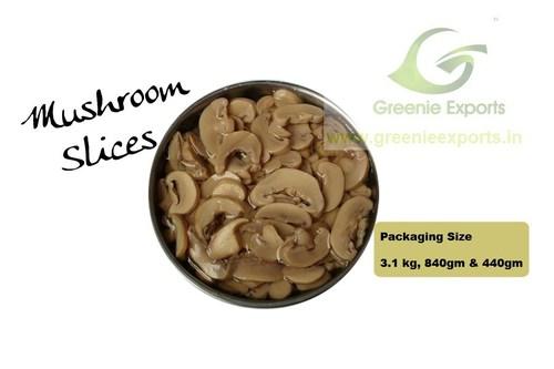 Mushroom Slices
