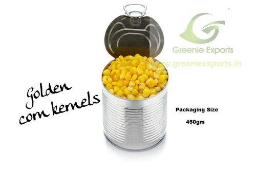 Golden Corn kernels