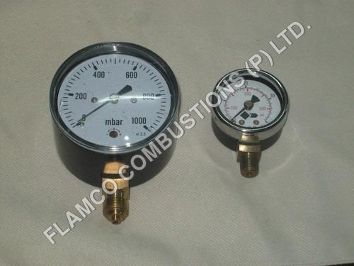 Oil & Gas Pressure Gauge