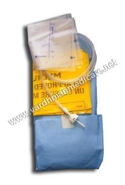 Indwelling Peritoneal Catheter