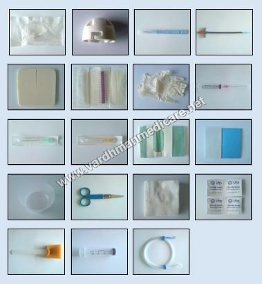 IPC Catheter Inseration Set