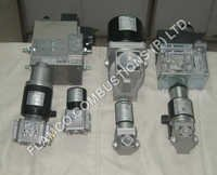Industrial Gas Solenoid Valves