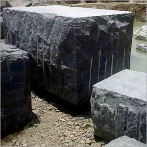 Black Galaxy Granite Blocks