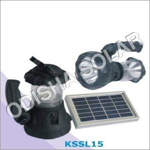 Domestic Solar Lantern Cum Torch