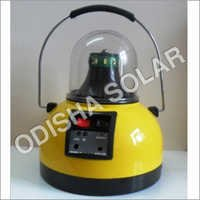 Solar LED CFL Lantern