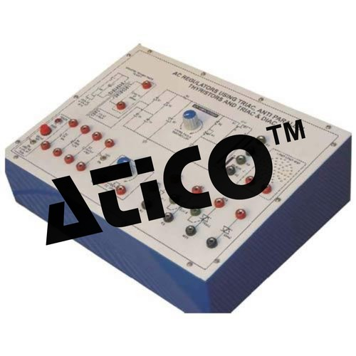 AC Regulators Using Triac, Anti Parallel Thyristor