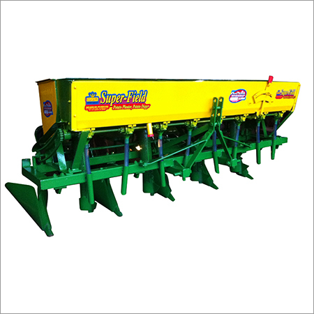 Patoto Planter with Fertilizer Semi Auto Matic