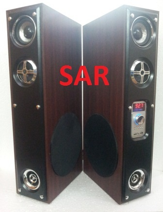 28 Inch Tower Speakers