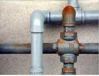 Galvanized Plumbing