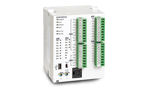 Delta PLC DVP20SX2