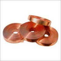 Copper Metal Strips