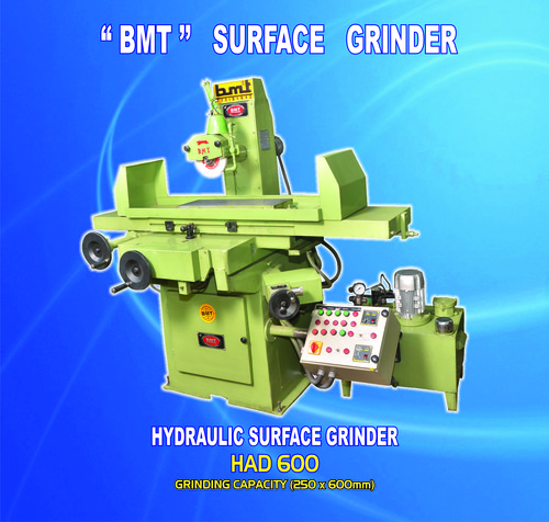 Mechanical Surface Grinder