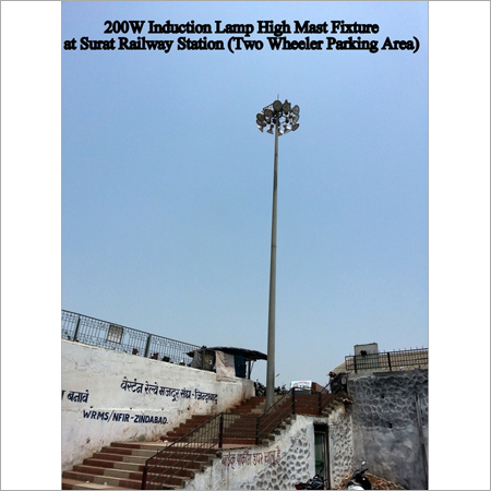 High Mast Pole LVD Light