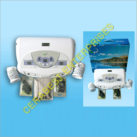 Toxin Removing Machine